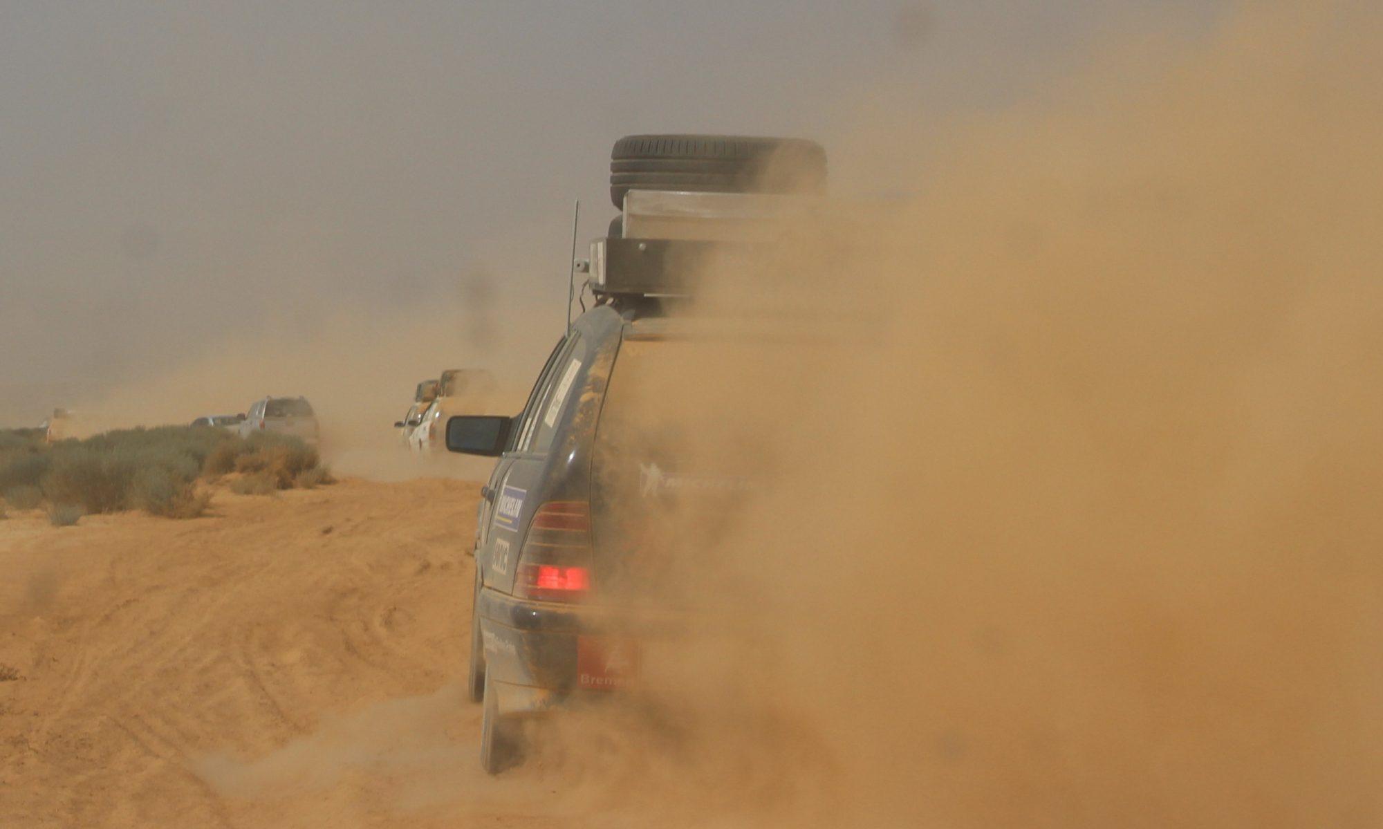 Team Südhei.de| Tajik Rallye 2018